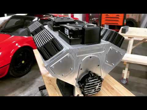 Electric Crate Motor Build Up