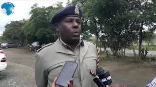 Police in Naivasha intercept contraband alcohol from Uganda and