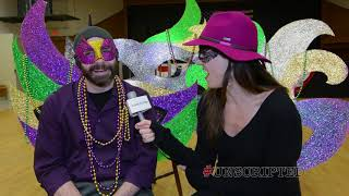 Experience Mardi Gras in Tulsa for the Tulsa Masquerade Party March 2nd benefitting the VFW! Watch t