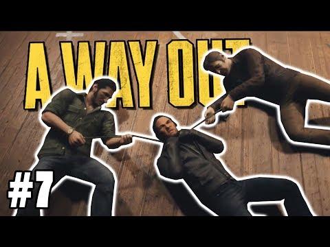 NÁJEMNÝ VRAH! - #7 | A Way Out (CZ)