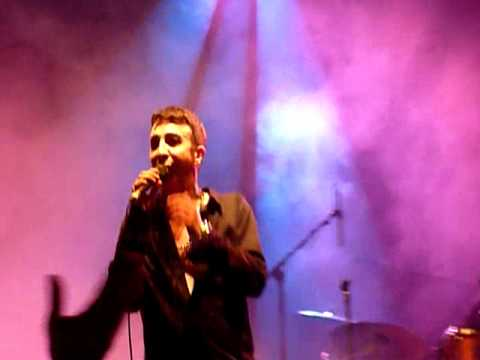 Marc Almond Bed Sitter live Electric picnic 2010