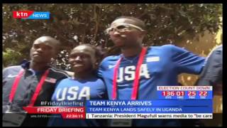 Kenyan X country team is set for IAAF championships in Uganda