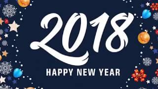 Новогоднее поздравление 2018 от школы-танго Escuela de tango!