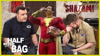 Half in the Bag Episode 161: Shazam!
