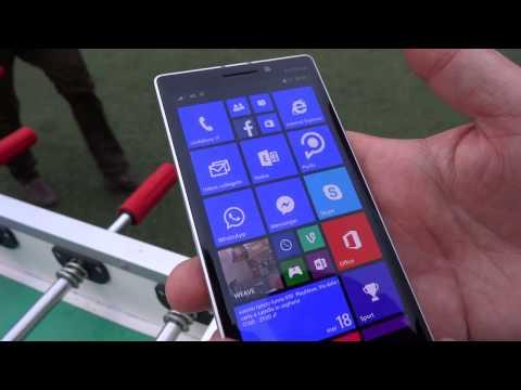 Foto Nokia Lumia 930: veloce video anteprima