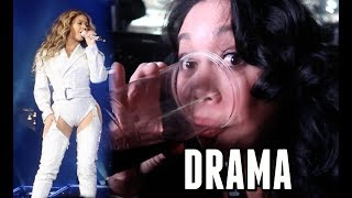 Drama at Beyonce and Jay-Z's Concert -  ItsJudysLife Vlogs