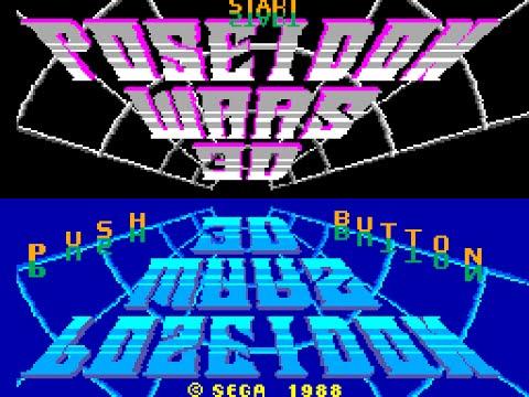 Master System Longplay [059] Poseidon Wars 3-D