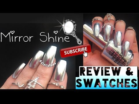 Born Pretty | Mirror Nail Polish | Review & Swatches & Fails
