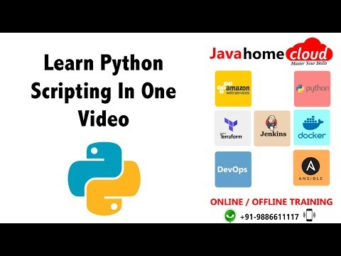 Python fundamentals in 60 minutes | Easy python tutorial for ...