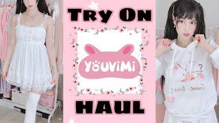 Try On Haul | Kawaii Fashion | YOUVIMI |2020