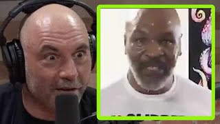 Joe Rogan Reacts to Mike Tyson's Return to Boxing