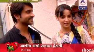 sanaya irani and ashish sharma | SanIsh offscreen moments | Adhoore VM