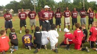 Mount Vernon Mini Football Camp