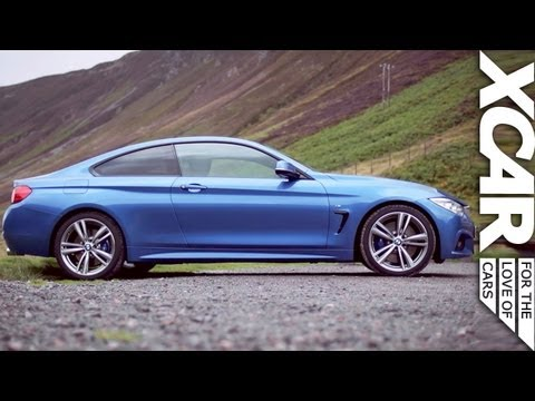 BMW 4 Series: All New, Even Though It Shouldn't Be Carfection