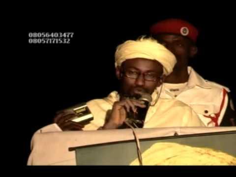 Sayyadi Bashir Sheikh Dahir Bauchi. RADDI pt1. 1/14