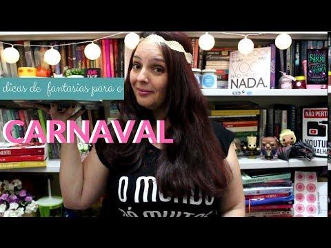 4 livros para Inspirar Sua Fantasia de Carnaval -  Maratona de Carnaval  Dicas da Sissi