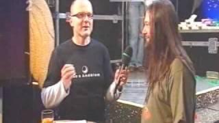 Video Ganjalood vs. Andělé