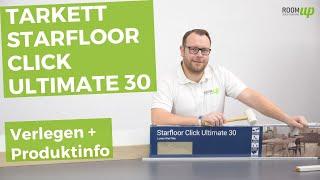 Tarkett Starfloor Click Ultimate 30 Rigid Vinyl verlegen und Produktinfo