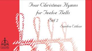 Angel Tidings from Four Christmas Hymns for Twelve Bells, Set 2 (Handbells)