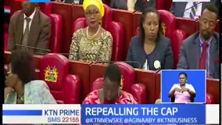 Parliament urged to repeal financial lending cap in line with president Uhuru's demand