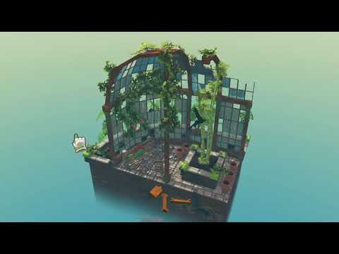 Cloud Gardens : Trailer mise à jour industrielle