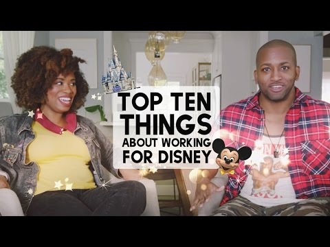 FORMER EMPLOYEES EXPOSE DISNEY WORLD | with swoozie | Akilah Obviously