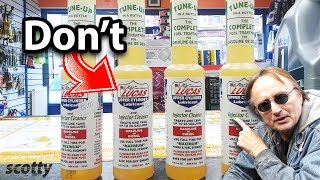 The Truth About Lucas Fuel Additive