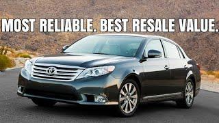 Toyota Avalon (XX30) 2005 - 2012