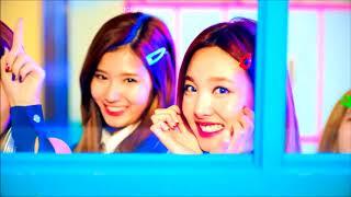 TWICE!!-Twice şarkılarının rap bölümleri (Dahyun-Chaeyoung-Momo)