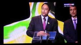 Torcida do Bahia recebe prêmio do Sportv