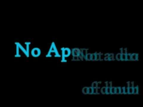 Bon Jovi - No Apologies Lyrics HD