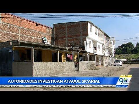 Balacera en vivienda de Alfonso López dejó un muerto y dos heridos