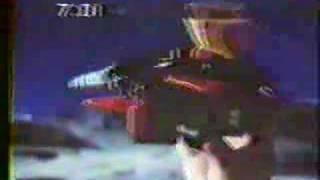 宇宙戦士バルディオス玩具CM
