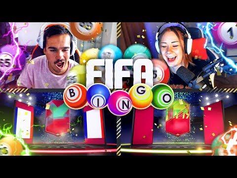 FIFA 19 : BLITZ KO IM FIFA PACK BINGO !!