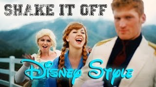Taylor Swift   Shake It Off Disney Style