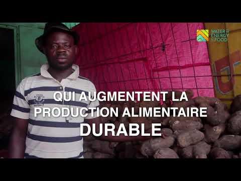 Concours National des PME innovantes dans les domaines de l'eau, l'énergie et l'alimentation Concours National des PME innovantes dans les domaines de l'eau, l'énergie et l'alimentation