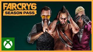 Xbox Far Cry 6 – Tráiler del Season Pass   Sé tú el villano anuncio