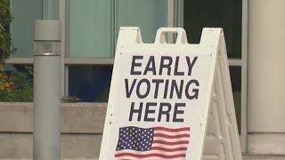 Florida enters final day of early voting during 2020 election