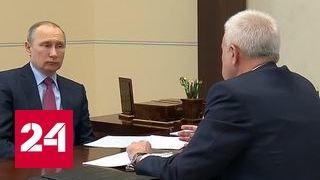 """Алекперов: """"ЛУКойл"""" не будет продавать российские заправки"""