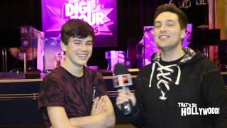 Hayes Grier DigiTour Interview: How To Get His Attention, Remembering Girl Fans & More!