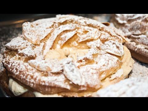 Пирожное «Париж-Брест» с ореховым пралине – Коллекция Рецептов