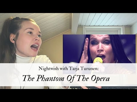 "Äänikoutsi reagoi: Nightwish w Tarja Turunen ""The Phantom Of The Opera"" // Vocal Coach Reacts (subs)"