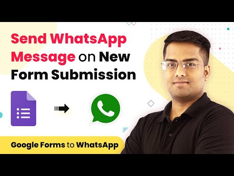 Google Forms to WhatsApp - Send WhatsApp Message on New ...