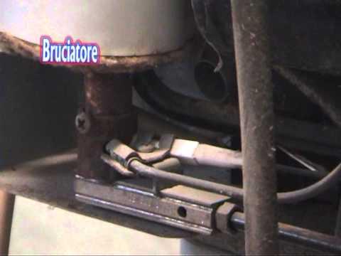 frigo trivalente campig gaz T618c camper roulotte