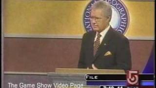 News Report of Alex Trebek's Accident in 2004