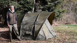 Dein Zelt ist zu klein? Das Lucx Leopard Bivvy im Unboxing