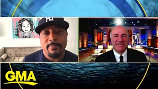 'Shark Tank's' Daymond John and Kevin O'Leary offer advice for small business owners l GMA