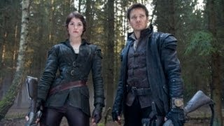 """HANSEL & GRETEL - WITCH HUNTERS - Official Clip - """"To Catch a Witch"""""""