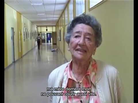 Fanny Roselaar raconte son expulsion de l'école suite à l'accession d'Hitler au pouvoir