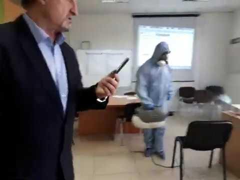 Дезинфекция офиса РЕСО Гарантия